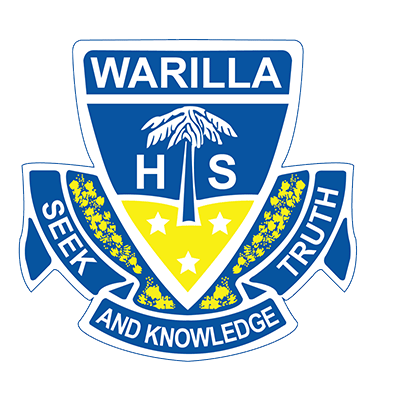 Warilla High School logo